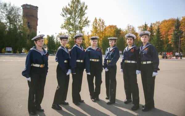 Домодедовские «Девушки в погонах» заняли III место на Военно-патриотической игре