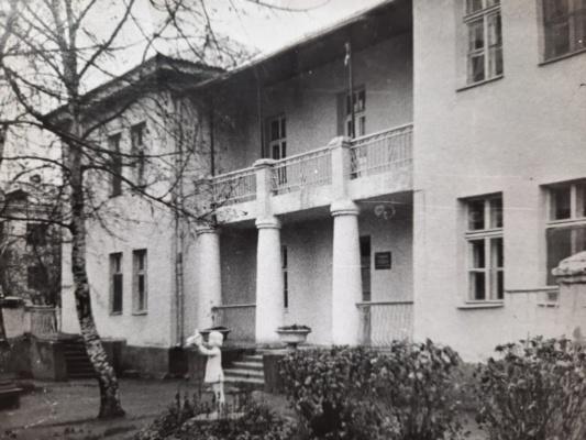 Поиск архивных фото города Домодедово