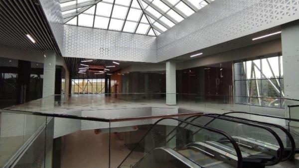 Торговый центр «Солис» получил ЗОС