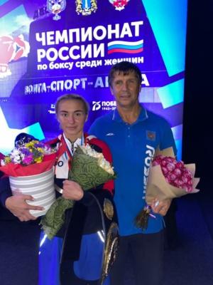 Домодедовская Чемпионка России