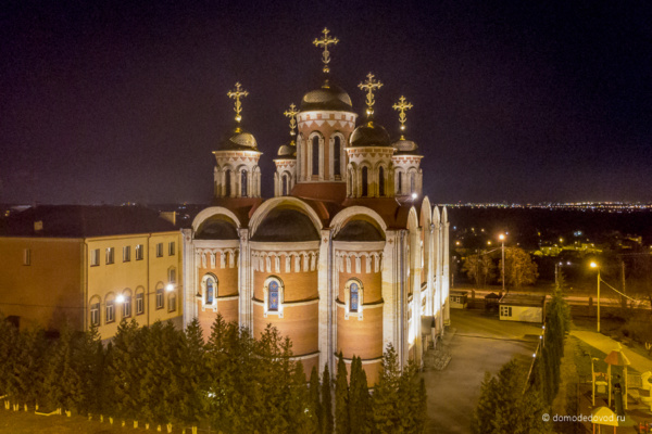 Собор Всех святых в земле Российской просиявших