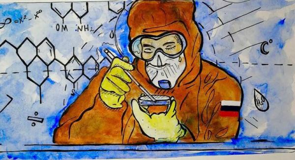 Домодедовская школьница заняла первое место в конкурсе творческих работ «С мечтой о победе»