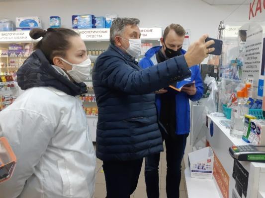 Домодедовские аптеки проверили на наличие лекарств против коронавирусной инфекции