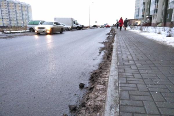 Дороги Нового Домодедово
