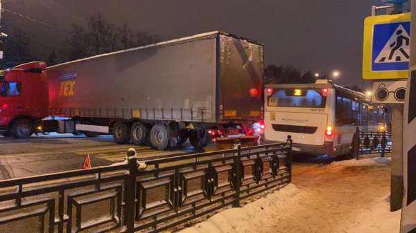 Авария на Каширском шоссе