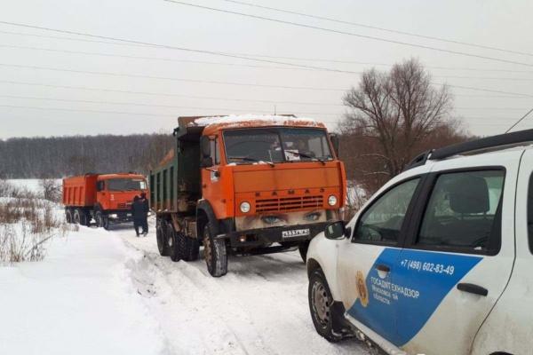 Госадмтехнадзор: Сброс 20 кубометров строительного мусора пресечён в г.о. Домодедово