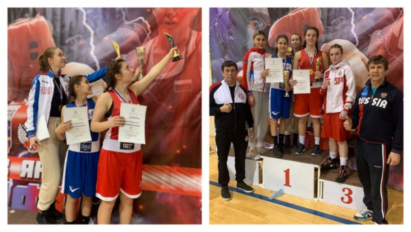 Шесть домодедовских спортсменок примут участие в чемпионате и первенстве России по боксу