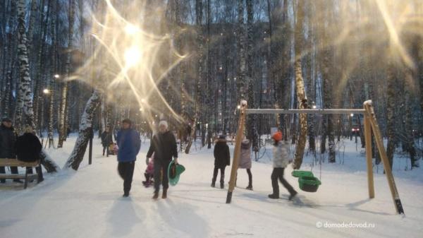Рождество в Ушмарском лесу