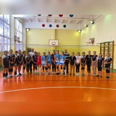 Открытый турнир по волейболу среди девочек прошёл в Домодедово