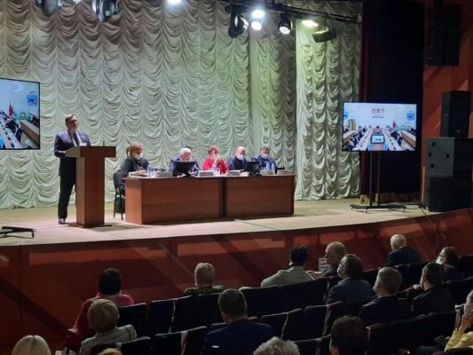 Отчет начальника теротдела микрорайона Авиационный за 2020 год
