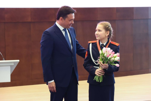 Пятиклассница из Домодедово спасла тонущую девочку и получила орден «За доблесть и мужество»