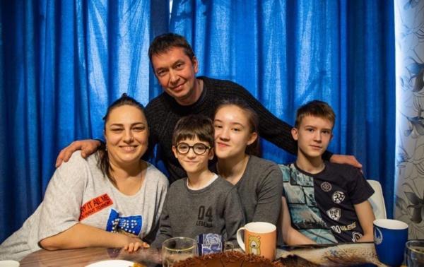 О счастливой домодедовской семье
