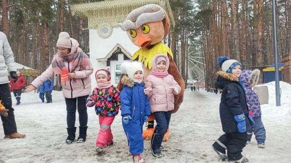 Масленица в Домодедово