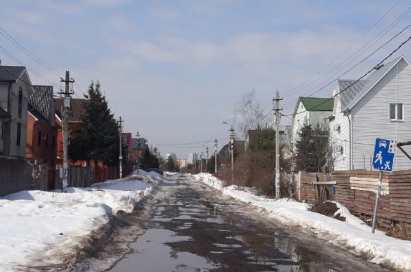 Без канализации: когда в микрорайоне Востряково решат давнюю проблему?