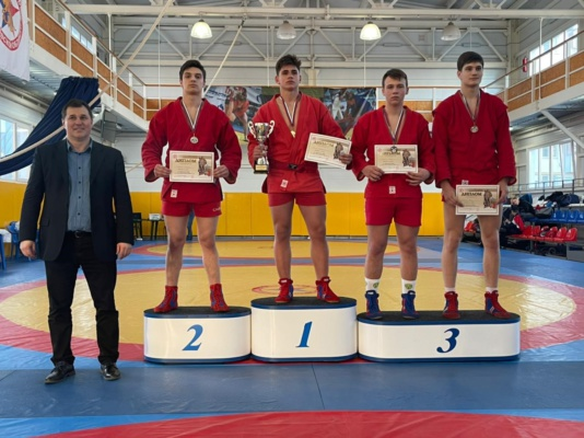Домодедовский спортсмен защитил звание «Кандидат в мастера спорта»