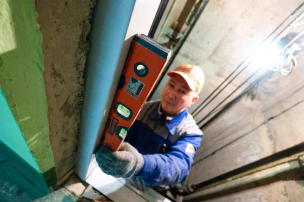 Замена лифтового оборудования