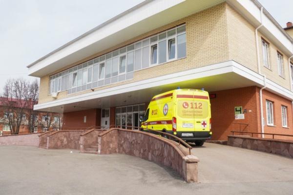 Станция скорой помощи получила новые машины