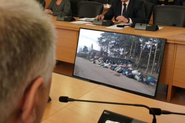 На оперативном совещании в администрации округа разобрали обращения жителей в соцсетях