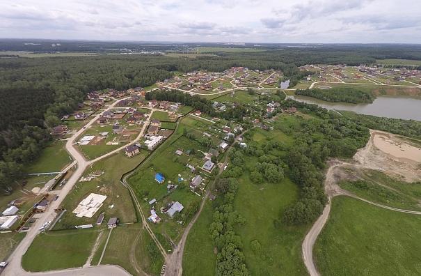 Поселок «Сиеста» фото poseloksiesta.ru с