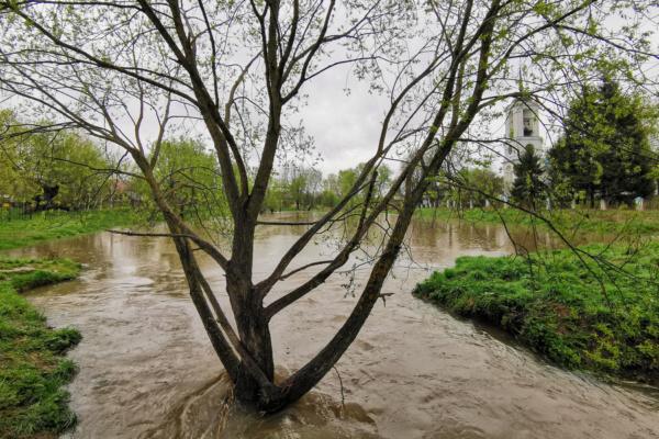 Наводнение в Буняково