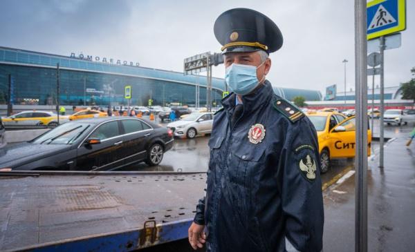 Рейд против нелегальных такси