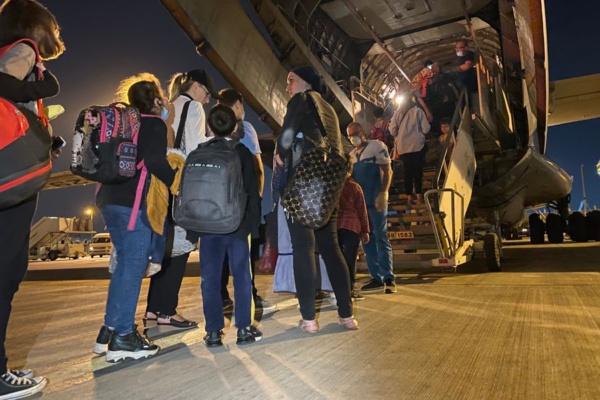 Беженцы из Сектора Газа