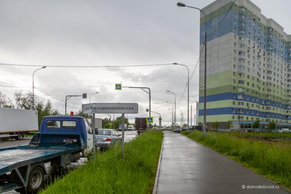 Строительство новой платной парковки в Южном микрорайоне