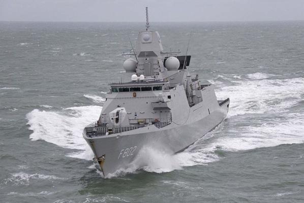 Корабль Королевских военно-морских сил Нидерландов De Zeven Provinciën. Фото: Википедия