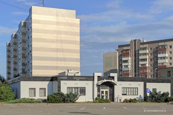 Здание Дом-Банка