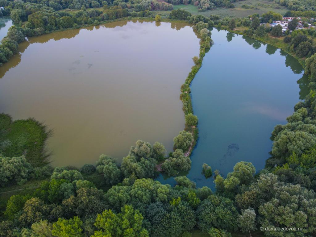 Ивановские пруды в Домодедово