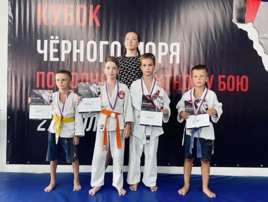 Домодедовские победы на Кубке Чёрного моря