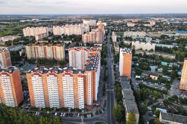 Домодедово, микрорайон Северный
