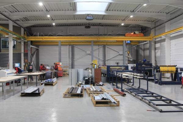 Первый резидент «Прогресса» построит в Домодедово новый производственный комплекс
