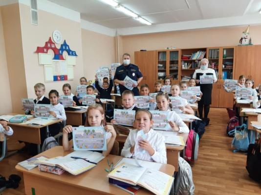 «Уроки чистоты» в школах Домодедово