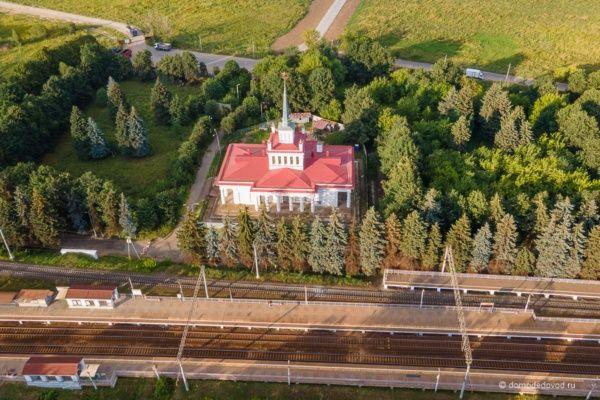 Станция Ленинская