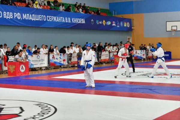 Всероссийский турнир по рукопашному бою прошел в Домодедово