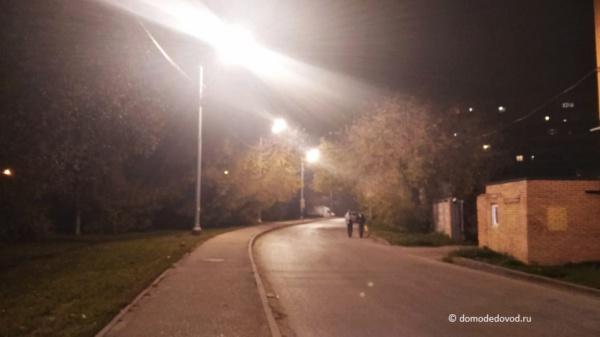 Модернизация сети уличного освещения