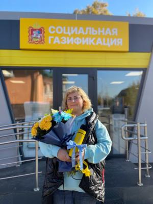 10 000 договоров по социальной газификации заключено в Домодедово